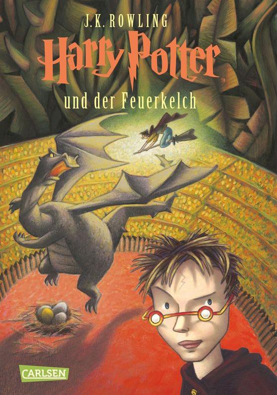 Harry Potter Und Der Feuerkelch Joanne K Rowling Lies Mal Wieder